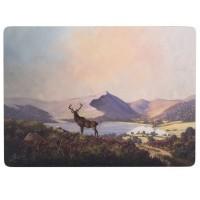 Podkładki Highland 10.5x10.5 cm Creative Tops