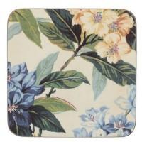 Podkładki Traditional floral 10.5x10.5 cm Creative Tops