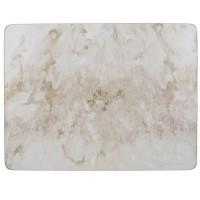 Podkładki Szary marmur CT 40x29 cm, 4 szt