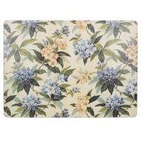 Podkładki Traditional floral CT 40x29 cm, 4 szt