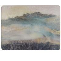 Podkładki Lustre mineral CT 30 x 22 cm, 6 szt