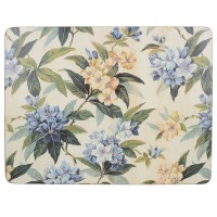 Podkładki Traditional floral CT 30 x 22 cm, 6 szt