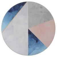 Podkładki Geometric palette 29 cm Creative Tops