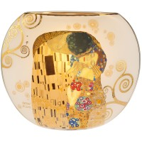 Lampa Pocałunek 30cm Gustav Klimt Goebel