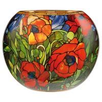 Lampa Orientalische Mohnblume 30cm Louis Comfort Tiffany  Goebel