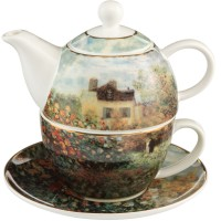Tea for one Dom Artysty  350 ml Claude Monet Goebel