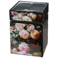 Pudełko Martwa natura z różami Jean Baptiste Robie Goebel