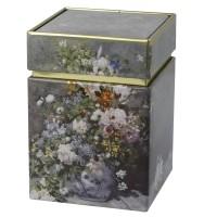 Pudełko Wiosenne kwiaty Auguste Renoir Goebel