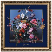 Obraz Letnie kwiaty 68x68 cm Jan Davidsz de Heem Goebel