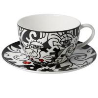 Filiżanka cappuccino Two in One 250ml Billy the Artist Goebel