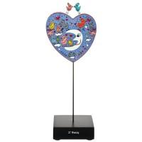 Figurka Birds Love the Moon 33cm James Rizzi Goebel