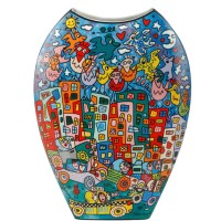 Wazon My New York City Day 41cm James Rizzi Goebel