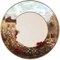 Talerz Dom Artysty 23cm Claude Monet Goebel