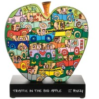 Figurka Traffic in the Big Apple 31cm James Rizzi Goebel