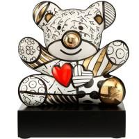 Figurka Golden Truly Yours 30cm Romero Britto Goebel