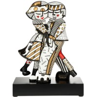Figurka Cheek to Cheek  47cm Romero Britto Goebel