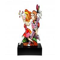 Figurka Love Blossoms 56cm Romero Britto Goebel