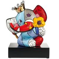 Figurka Spring Elephant 33.5cm Romero Britto Goebel