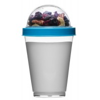 Pojemnik na jogurt i dodatki To Go Sagaform