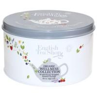 Zestaw herbat Bio Wellness 30 piramidek English Tea Shop