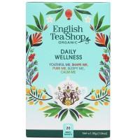 Herbata  Mix Wellness 20 saszetek English Tea Shop