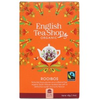 Herbata  Rooibos 20 saszetek English Tea Shop