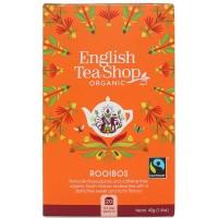 Herbata  Rooibos 20 saszetek English Tea Shop