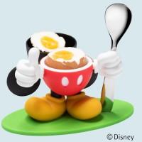 Kieliszek na jajko i łyżeczka Myszka Miki WMF