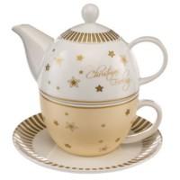 Tea for one Christmas Feeling Goebel