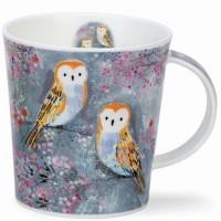 Kubek Lomond Mystic Wood Owl 320ml Dunoon
