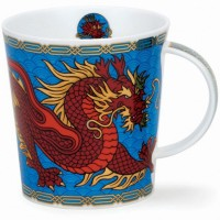 Kubek Lomond Dragon Blue 320ml Dunoon