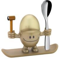 Kieliszek na jajko złoty McEgg WMF