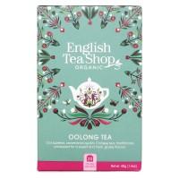 Herbata prezentowa Oolong Tea 20 saszetek English Tea Shop