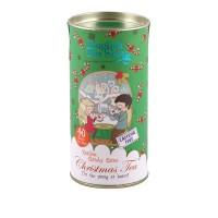 Herbaty Świąteczne Rooibos Rooibos Candy Cane 40 torebek English Tea Shop
