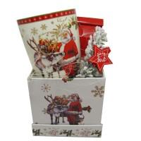 Zestaw świąteczny Kubek z herbatą 2