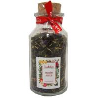 Herbata Ogród Alicji 80g w szklanym słoiczku