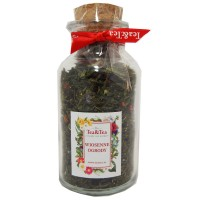 Herbata Wiosenne Ogrody 40g w szklanym słoiczku