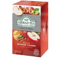 Herbata w saszetkach alu Infusion winter & charm 20szt AhmadTea