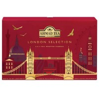 Zestaw herbat London selection 40 torebek AhmadTea