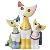 Figurka Famiglia felice 16cm Rosina Wachtmeister Goebel