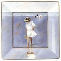 Misa porcelanowa After Sunset 12x12cm Joaquin Sorolla Goebel