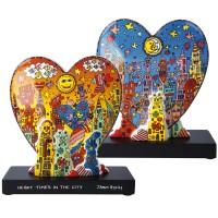 Figurka Heart times in the City 23cm James Rizzi Goebel