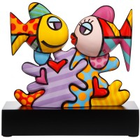 Figurka Ocean Love 31cm Romero Britto Goebel