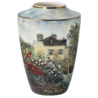 Wazon The Artists House 12,5cm Claude Monet Goebel