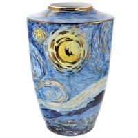 Wazon Starry Night 24 cm Vincent van Gogh Goebel