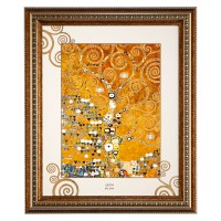 Obraz Tree of Life 48x58cm Gustav Klimt Goebel