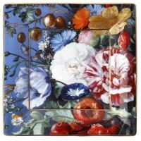 Misa porcelanowa Summer Flowers 12x12cm Jan Davidsz de Heem Goebel