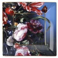 Misa porcelanowa Summer Flowers 16x16cm Jan Davidsz de Heem Goebel