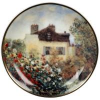 Mini talerz The Artists House 10cm Claude Monet Goebel