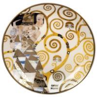 Mini talerz Expectation 10cm  Gustav Klimt Goebel